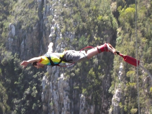 Bloukrans Bridge Bungee
