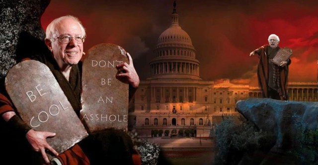 bernie-12-commandments
